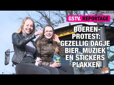 BOEREN Vechten Voor Hun TOEKOMST | GSTV