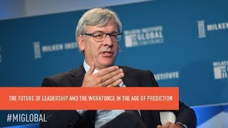 The Future of Leadership and the Workforce in the Age of Prediction