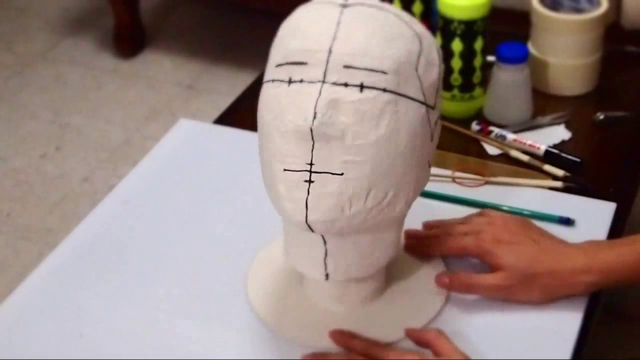 Storm Trooper Mask Diy