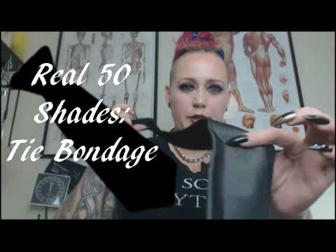 Tie Bondage - Real 50 Shades Ep#3