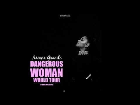 Ariana Grande  - Touch It (Live Studio Version) [Dangerous Woman Tour]