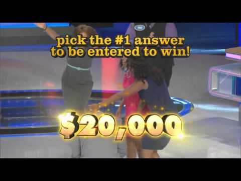 FAMILY FEUD BIG MONEY FEBRUARY