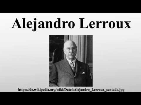 Alejandro Lerroux