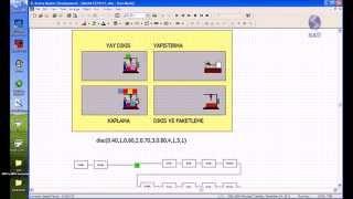 Arena uygulamaları ve animasyon oluşturma 2
