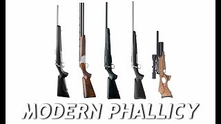 Lionel: Those Who Claim Guns Are Phallic Symbols, Give Us THIS
