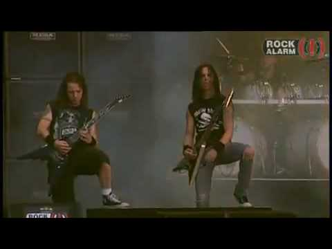 Bullet for my Valentine Eye Of The Storm live wacken 2009