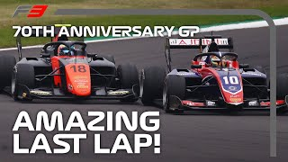 Unbelievable Final Lap in F3! | 70th Anniversary Grand Prix 2020