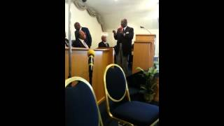 "Dr. Earl Carter  ""wrong Theology"" Part 1   A Must See!"
