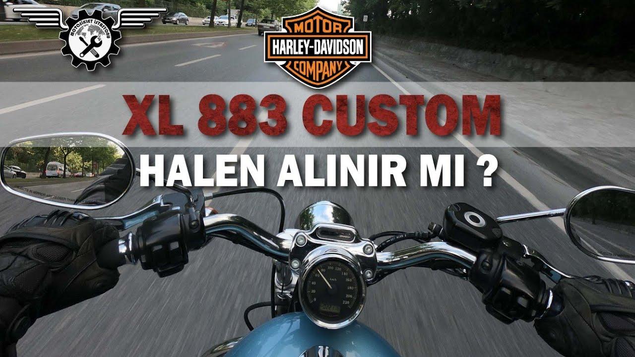 2020 Yılında 2007 Model Harley Davidson XL Sportster 883 C alınır mı ?