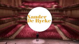 Xander De Rycke - Bekend en Bescheiden (Aankondiging)