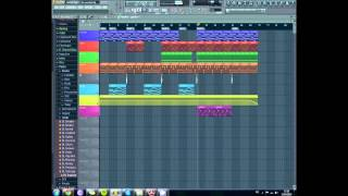 the weeknd twenty eight instrumental remake (FL studio 11) free flp