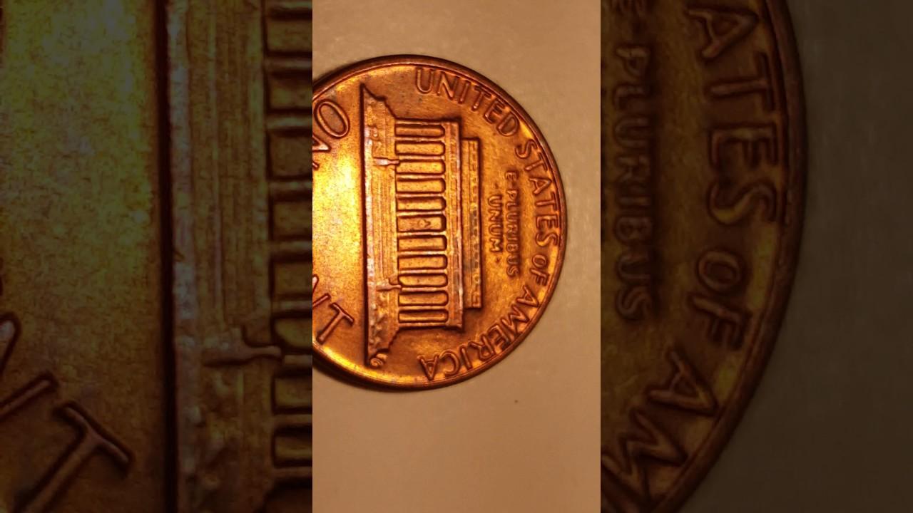 A 1984 D DD Double Die Reverse Cent ?