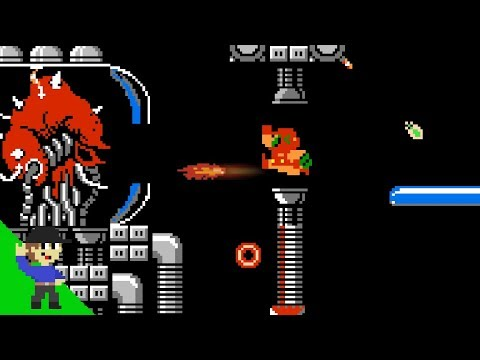 If Mario was in Metroid
