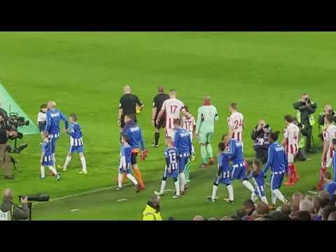 Brighton v. Stoke 20.11.17 hype video (cut) and