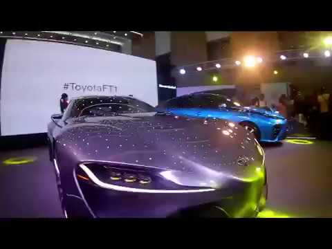 Toyota FT-1 NEW TOYOTA SUPRA by Fun Beats