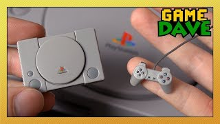 PlayStation Classic Edition Mini Console | Game Dave