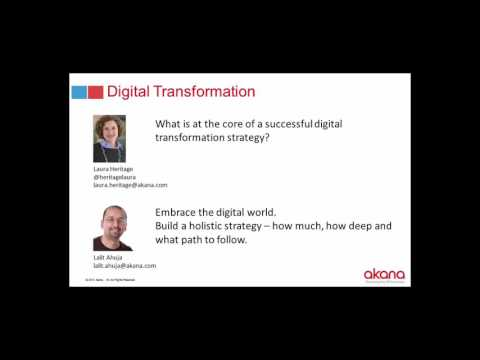 Fireside Chat - Digital Transformation in the Banking, Healthcare and Travel Industries