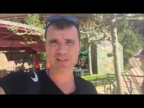 Как добраться из парижа до диснейленда