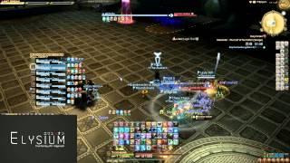 FFXIV HW: Alexander (Savage) Floor 2 World First - Elysium