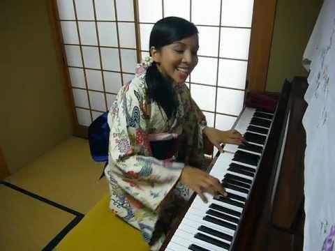 I remember (Arina Mocca) - Kimono version