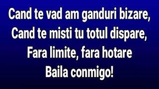 Carla's Dreams x Blacklist - Baila Conmigo (VersuriLyrics)