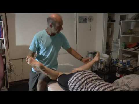 Vic Boston, Osteopath,how to treat lower back pain