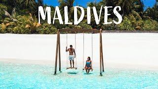 LUXURY MALDIVES EXPERIENCE   TRAVEL VLOG
