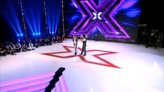 X FACTOR CZ&SK 2014 - Bootcamp: Peter Bažík a Terézia Ďatelinková