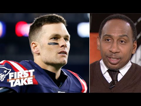 The AFC doesn't belong to the Patriots even with Patrick Mahomes' injury – Stephen A. | First Take