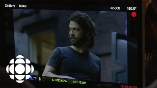 Romeo Section: Juan Riedinger on Rufus   Behind the Scenes   CBC