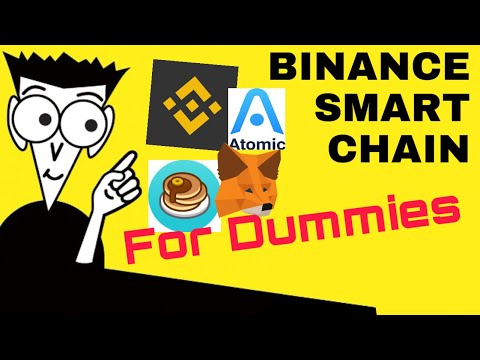 TRADE ON PANCAKE SWAP in 3 minutes. Binance Smart Chain made easy.