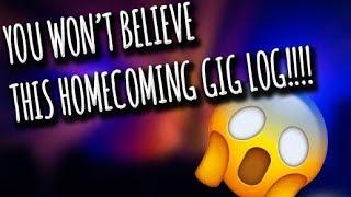 DJ Gig Log: UNBELIEVABLE school dance homecoming rig!   Vlog   EDM Festival style school dance!!