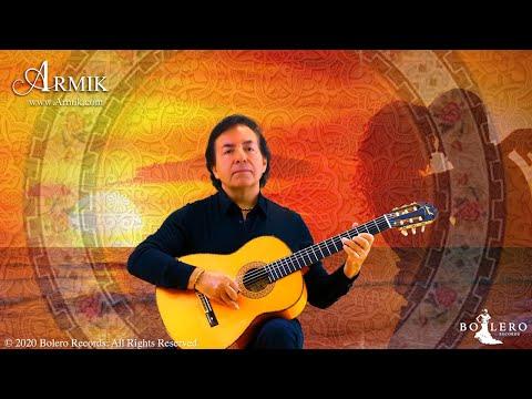 Armik - Dancing Shadows (25th Anniversary Version)-Spanish Guitar, Nouveau Flamenco