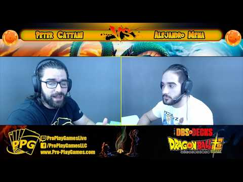PPG Battle Series: Peter Cattani (Dr. Myuu) vs Alejandro Mena (Broly)
