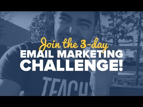 Join The 3-day Email Marketing Challenge! – SPI TV Ep. 58