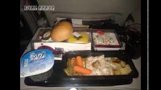 Meals on Qatar Airways