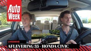 LiveDrive #35 - Honda Civic Sedan