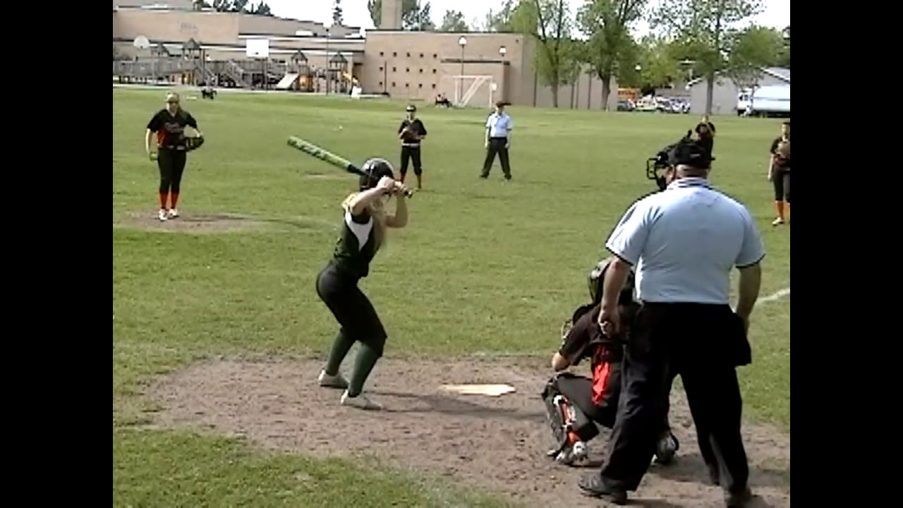 Chazy - Keene Softball  5-18-10