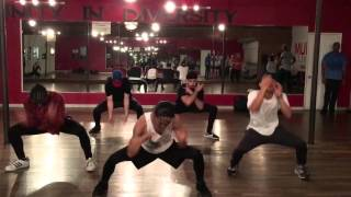 Chris Brown Usher Zayn Back To Sleep Remix Dance Class Preview Bobby Dacones Choreography