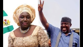 Nigerian Governor Okorocha Appoints Sister AS Commissioner Of Happiness & Couple's Fulfillment
