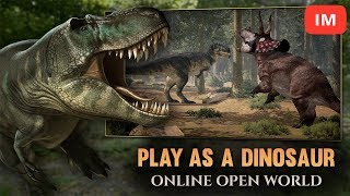 Path of Titans - The Dinosaur MMO Survival Game