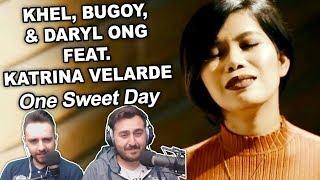 """Khel, Bugoy, and Daryl Ong feat. Katrina Velarde - One Sweet Day"" Singers Reaction"