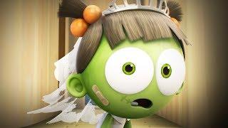 Spookiz | Zombie Wedding | 스푸키즈 | Funny Cartoon | Kids Cartoons | Videos for Kids