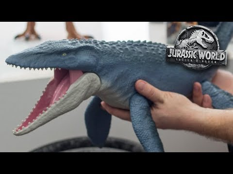 ALL JURASSIC WORLD 2 TOYS REVEALED!!! - Jurassic World Fallen Kingdom Update