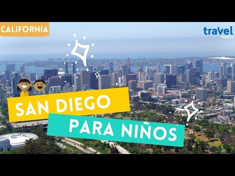 7 cosas que hacer en San Diego con niños