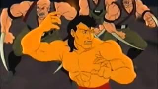 Mortal Kombat: The Journey Begins Stupidity