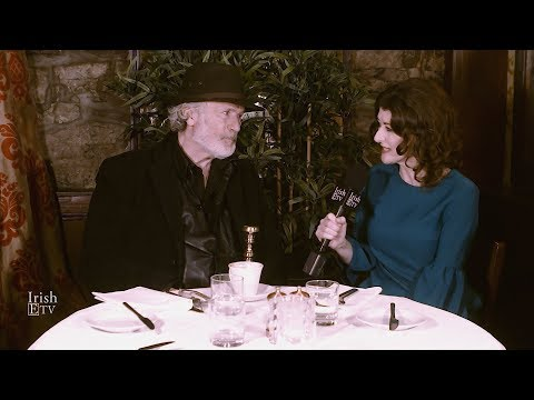 Sleeping With The Enemy Star Patrick Bergin Chats To Brigid BodenIrishETV