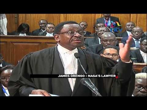 Nasa lawyers claim IEBC denied them access to servers