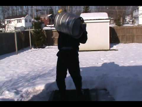 John Cottrell - Keg Pressing