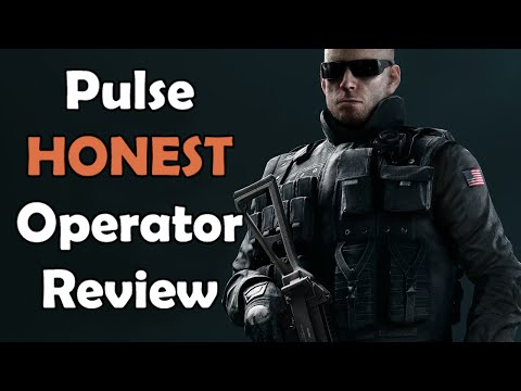 Pulse HONEST Operator Review - Rainbow Six Siege